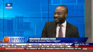 Ibitunde Balogun, Insurance expert at Allianz discusses top Business Risks faced in Nigeria