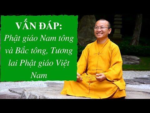 Vấn đáp: Phật giáo Nam tông và Bắc tông, Tương lai Phật giáo Việt Nam