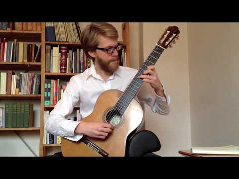 Andres Segovia - Suite Compostelana - I Preludio