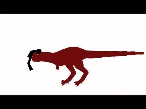 Pivot animation *OLD*: Dinosaur VS humans!!