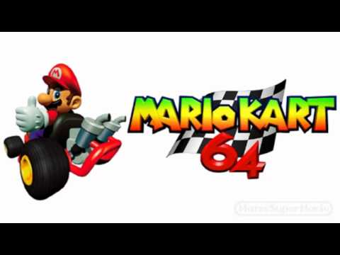 Mario Kart 64 Music - Koopa Troopa Beach [Extended]