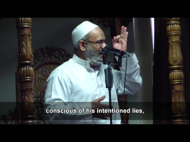    -  Sheikh Mohammed Elbenni - Truthfulness