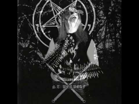 Satanic Warmaster - Wolves Of Revelation