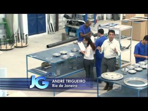 Jornal da Globo fala sobre energia solar e microgeração no Brasil (Incentivo do governo)