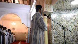 سورة ق من تراويح الشيخ هشام الهراز ليلة الثالث والعشرون من رمضان 1437هجرية
