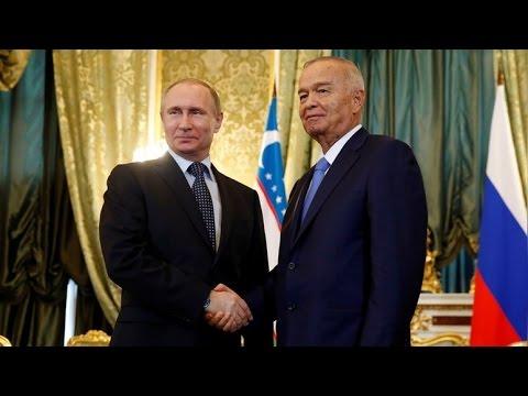 СЕНСАЦИЯ Ислам Каримов спасал Россию 4 декабря выборы нового Президента Узбекистана