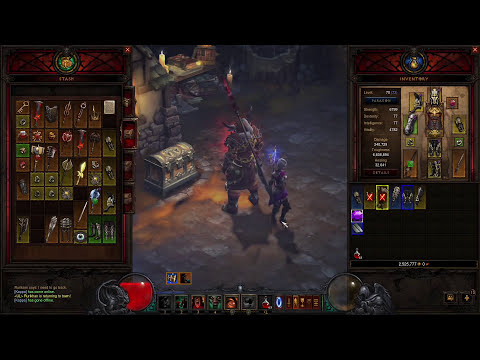 Diablo 3 Reaper of Souls Builds - Crusader, Barbarian