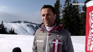 WorldSkitest 2012 Josef Margreiter interview