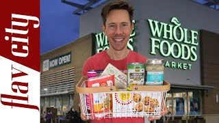 HUGE Whole Foods Grocery Haul - The Best Things To Buy Right Now