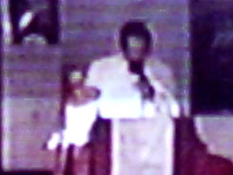 Rev.Horace Hughes -  I'm Pressing On. part 2