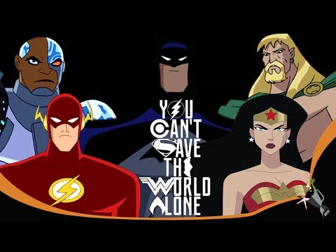 Justice League SDCC Trailer 2017 Animated TV Series Style HD streaming vf
