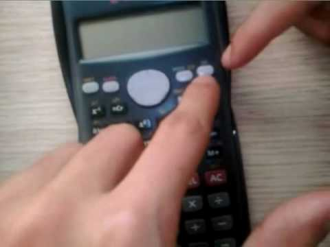 3 increibles Trucos con calculadora casio fx-82MS.mp4