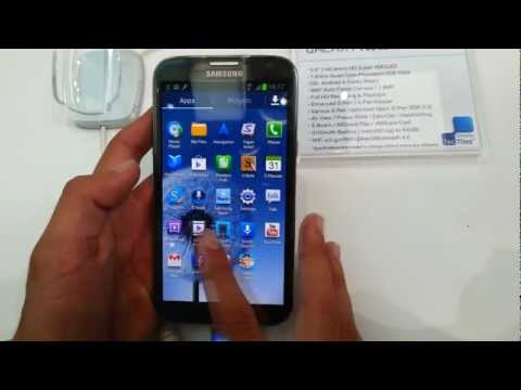 Samsung Galaxy Note 2 - Android 4.1 Jelly Bean