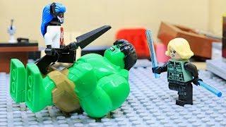 Lego Infinity War: Avengers VS Proxima Midnight