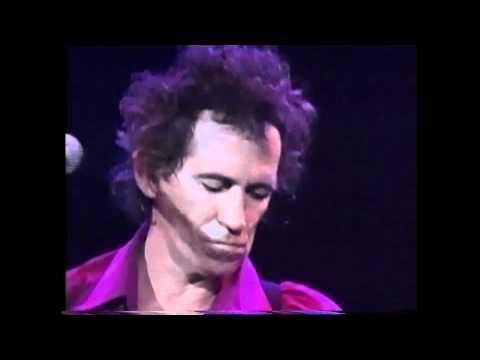 Keith Richards - Demon - Cologne, Germany, 29-Nov-1992