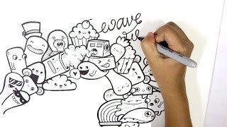 How I Doodle - Wave Way