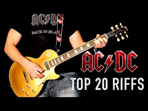 AC/DC - Classic Riffs