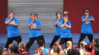 School Hip Pop ,dance comp 2012 Southern Cross @ Corbans Estate