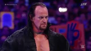 The Undertaker vs Roman Reigns PART 1  WWE Highlights HD #romanreigns  #raw