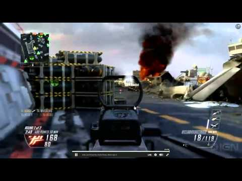 Показ Call of Duty: Black Ops 2!!! вместе с i1ame! (AV TV)