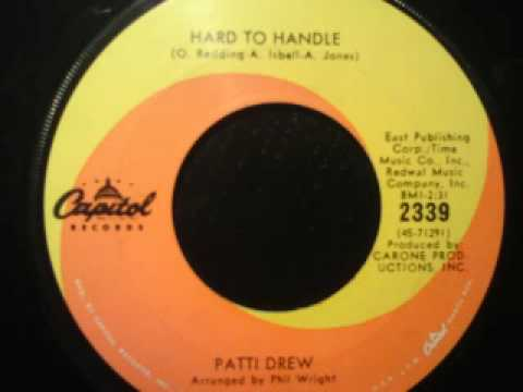 PATTI DREW - hard to handle Music Videos