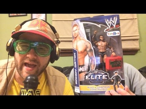WWE Elite BEST OF PPV Randy Orton and CM Punk Wrestling Figure Unboxing