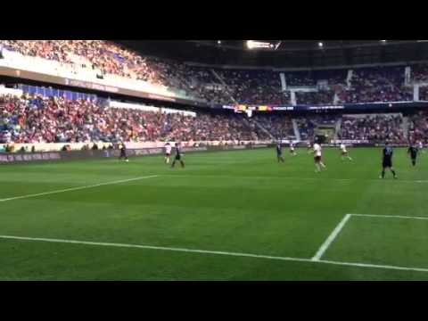 Redbulls vs. chicago fire 10/06/12