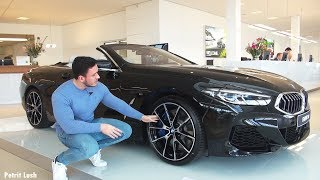 2019 BMW M8 (850I) - M Package FULL Review Interior Exterior (Convertible)