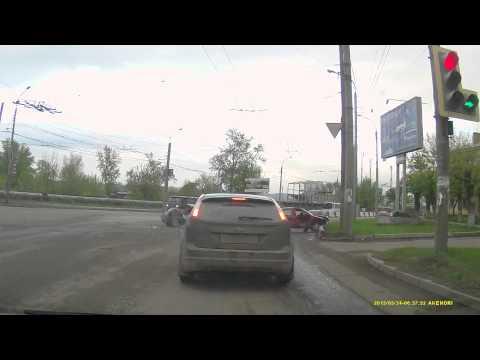 Авария 24.05.13г. Металлургов-Краснодарская