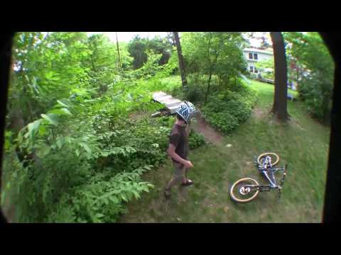 Backyard Cable-cam