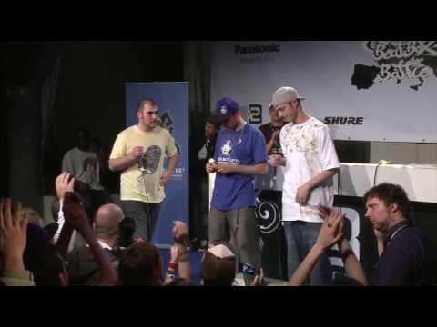 Zede Vs Vahtang - final - 2nd Beatbox Battle World Championship video