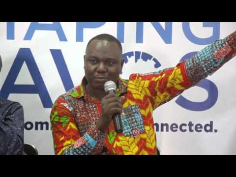 #ShapingDavos in Accra 2016 - Mpedigree Selorm Branttie (2) #ShapingJobs