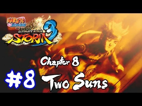 Naruto Shippuden: Ultimate Ninja Storm 3 'Chapter 8: Two Suns Movie' TRUE-HD QUALITY