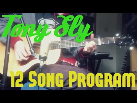 Tony Sly - 12 Song Program (album)