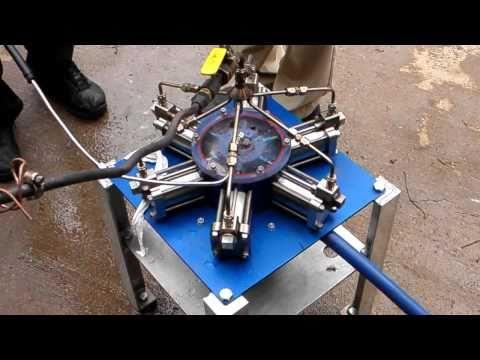 WHE - Waste Heat Engine (water lubricated steam powered)