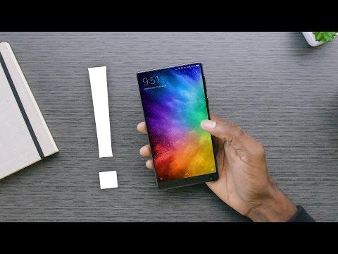 Xiaomi Mi Mix im ausführlichen Hands-on