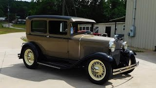 1931 Ford Model A Street Rod \