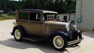 1931 Ford Model A Street Rod \