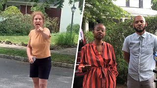 White Woman Calls Police After Patio Disagreement With Black Couple in NJ | NBC New York