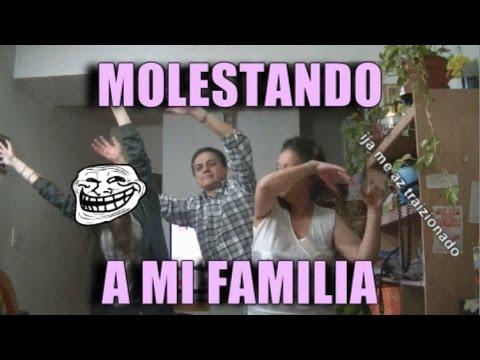 MOLESTANDO A MI FAMILIA - Mica Suarez