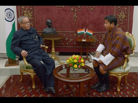 Exclusive interview with HE Pranab Mukherjee, President of India