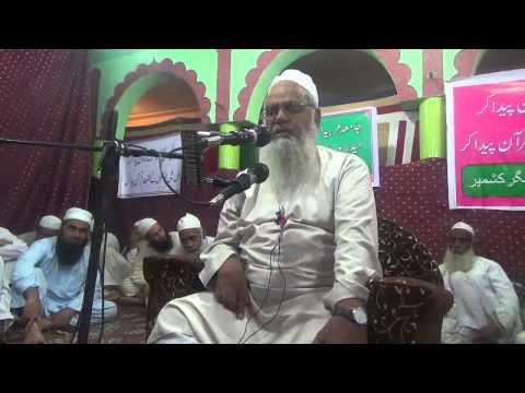 Molana Zakariya sb DB- Ashraful Uloom Jalsa- 2014-  Part1