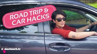 Road Trip & Car Hacks - Hack It: EP43