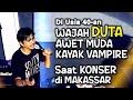 Hebohnya Konser SO7 di Makassar