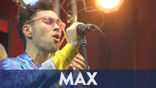 MAX - Lights Down Low (Live) | KiddNation