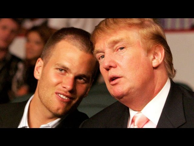 FNN: Donald Trump Says Leave Tom Brady Alone - Comments on Deflategate