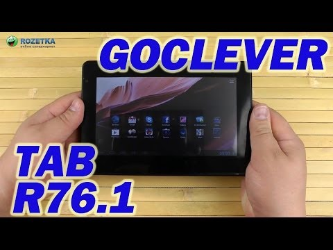 Планшет Goclever Tab R76.1 Андроид Скачать