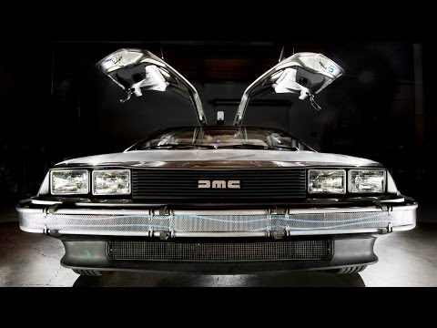 DeLorean DMC-12! Looking Back to the Future - The Downshift Ep. 77