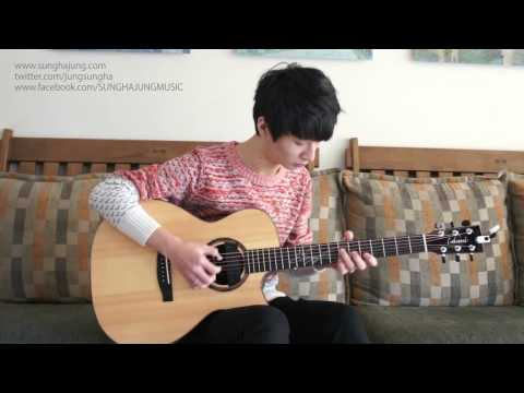 (Michael Jackson) Thriller - Sungha Jung Music Videos