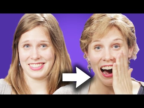 Women Try Short Hair For A Week